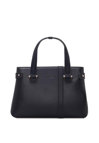 VINCCI black Satchel Bag 6E845ACFBCA743GS_1