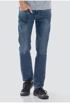 b305a24b554 Levi's blue Levi's 511™ Slim Fit Jeans 513AAAAD808498GS_1