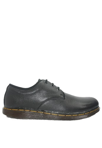 Dr. Kevin black Dr. Kevin Men Dress & Bussiness Formal Shoes 13384 - Black 79550SHF3DB2EBGS_1