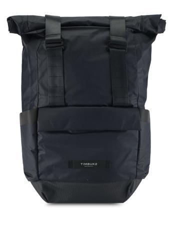TimBuk2 black Deploy Convertible Backpack E3C0BACC06E196GS_1