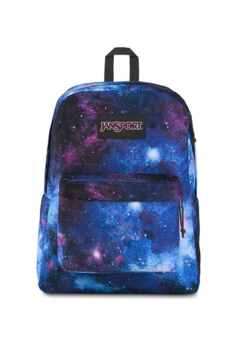 Jansport multi Jansport Black Label Superbreak Backpack Deep Space - 25L 7AEBEAC6DDB9E4GS_1