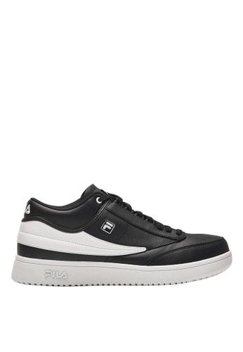 FILA black T-1 MID Sneaker 2D0DCSHC88D528GS_1