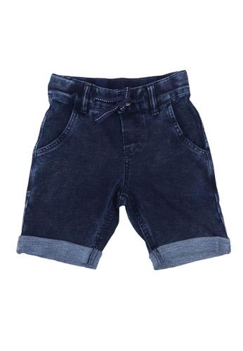 FOX Kids & Baby blue Kids Boy Shorts BFBB5KA9BFAF5DGS_1