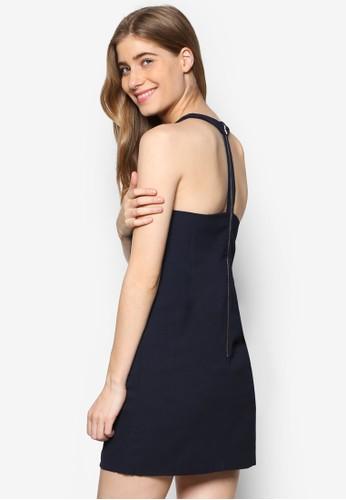 Peoria 削背連身裙, 京站 esprit服飾, 短洋裝
