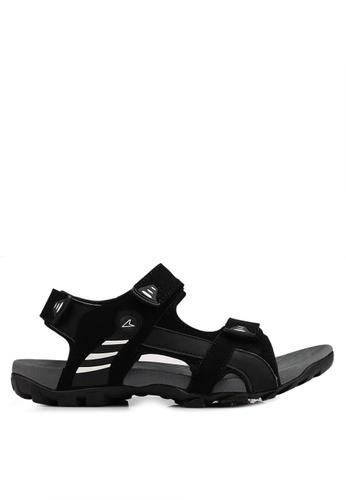 Power black After Sport Sandals CDA7FSH4383384GS_1