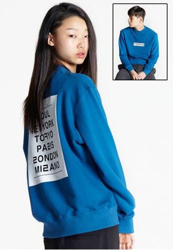 Love City  Tokyo Sweatshirt, 服飾, 外套esprit台灣官網