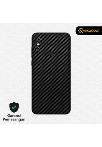 Exacoat Xiaomi Mi Mix 3 3M Skins Carbon Fiber Black - Cut Only 1D636ESC68ED62GS_1