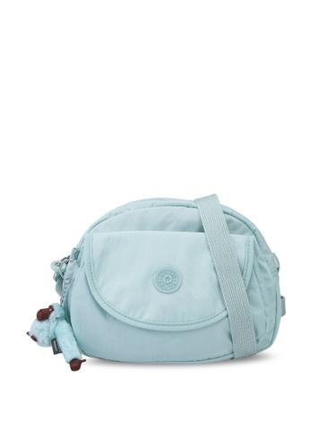 Kipling green Stelma Sling Bag B1C00ACCE6193DGS_1