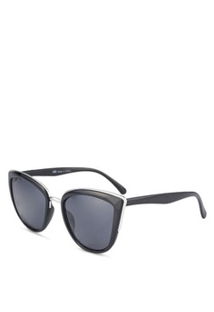 61c4f45c01 Psst... we have already received your request. Rubi. Gigi Cat Eye Sunnies