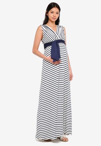 Envie De Fraise multi Maternity Nora Tank Dress 775D4AAFDC6D03GS_1