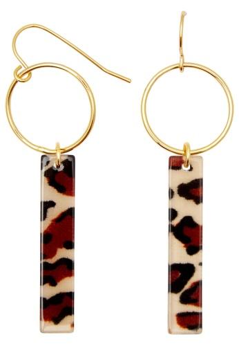 Dear Addison gold Wild Earrings CA0EAACA7F09ABGS_1