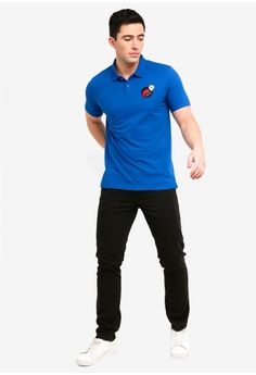 1bd7c9d2bae5a Sport B H.Dino Badge Polo M.C. S  145.00. Sizes 1 2