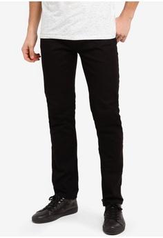 9bd6e61a Burton Menswear London black Slim Black Jeans 976AFAA5FFD21AGS_1