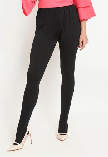 Jual Ellysa Ellysa Legging Wudhu Pants Black Original Zalora Indonesia
