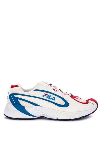 Fila white Fila Phyton 99 Sneakers D1E2CSH03B4916GS_1