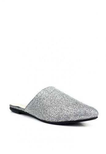 Mario D' boro Runway silver Steffi Flat Shoes FE6DESH987D8E9GS_1