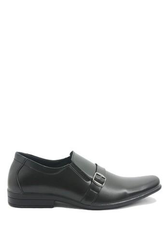 Dr. Kevin black Dr. Kevin Men Dress & Bussiness Formal Shoes 13322 - Black DR982SH0V9CZID_1