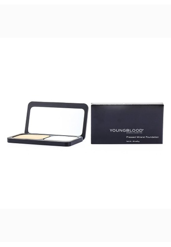 Youngblood YOUNGBLOOD - Pressed Mineral Foundation - Honey 8g/0.28oz 0DE61BE0F8DBBEGS_1