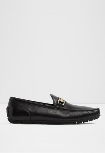 ALDO black Omemee Loafers 279FFSH8C5038FGS_1