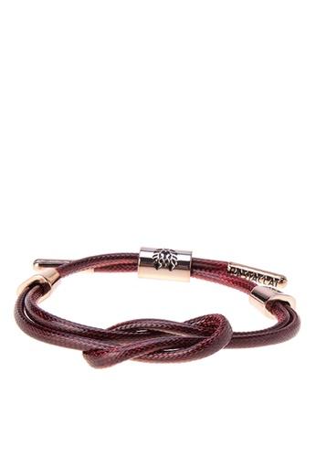 Rastaclat black Knotaclat Bracelet: Remy Jewelry RA072AC0KK2BPH_1