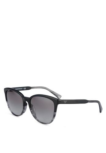 d2b53d901949 Emporio Armani black Emporio Armani EA4101F Sunglasses EM212GL0S9PFMY 1