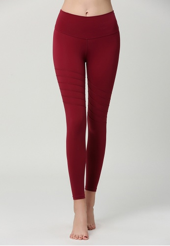 HAKA ACTIVE red BREAKTHROUGH Legging 59320AAFF1CBA3GS_1