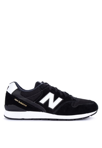 New Balance black 996 Classic Lifestyle Sneakers A3C49SHC79E86FGS_1