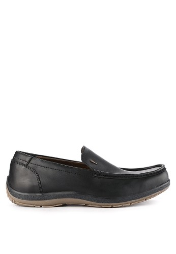Watchout! Shoes black Semi Moccasin 0DE52SH1DC7981GS_1