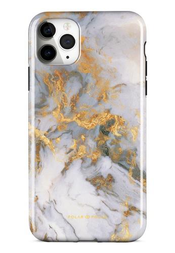 Polar Polar white Mist Marble Dual-Layer Tough Case Glossy For iPhone 11 Pro Max 380A5AC0E38480GS_1