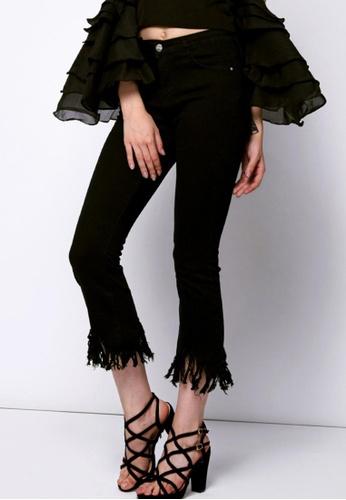 Storets black Michelle Frayed Jeans ST450AA0G6ILSG_1
