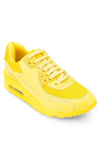 彩色繫帶運動鞋, 女鞋, esprit 見工休閒鞋