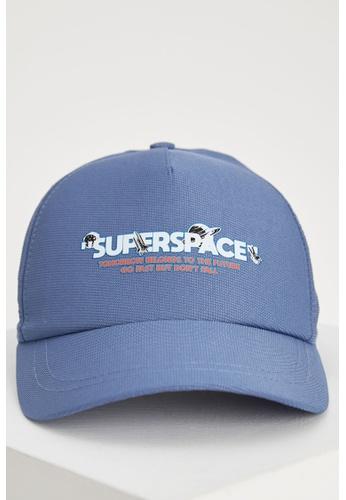 DeFacto blue Hat 63DF5AC2956EC3GS_1