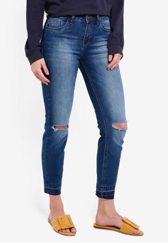 OVS blue Classic Jeans 2B0E4AA916014EGS_1