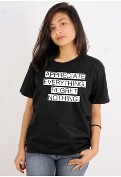 Appreciate Everything Tee