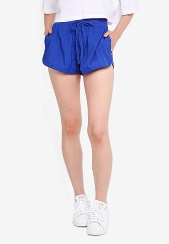 Factorie blue Generic Shell Shorts 5EDD5AA4D9A394GS_1