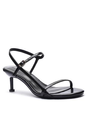 Twenty Eight Shoes Ankle Strapped Heels Sandals 365-10 E52A8SHA2E7439GS_1