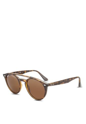 Ray-Ban brown RB4279 Sunglasses RA896GL09GQWMY_1