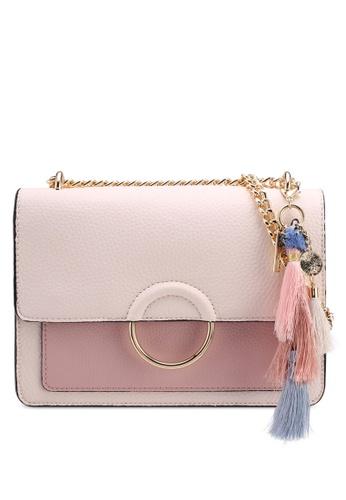 Aldo Pink Casperia Handbag De857ac3fb0533gs 1