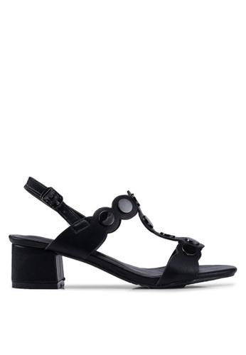 NOVENI 黑色 Noveni Heels 74F77SH077A027GS_1