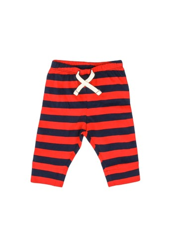 Gap red Mix And Match Stripe Pull On Pants A965DKA8D20FBBGS_1