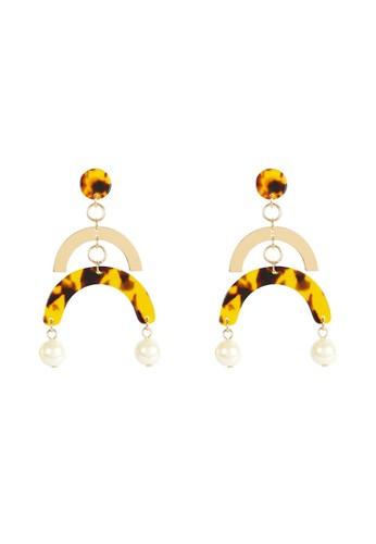 Skinnydip London multi Hazel Earrings 4FB2BAC26A1B03GS_1