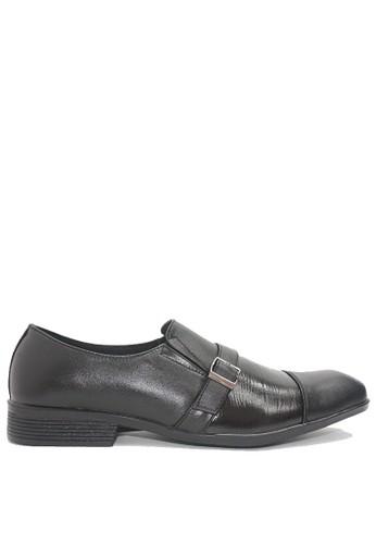 Dr. Kevin black Dr. Kevin Men Dress & Bussiness Formal Shoes 13358 - Black E3192SHDA084BEGS_1