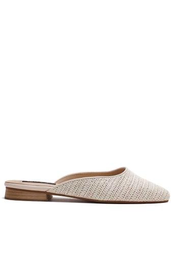 Twenty Eight Shoes Kandy Woven Mules 2992-5 A57E9SH4DF9D64GS_1