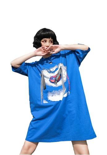 Twenty Eight Shoes Street Fashion Style Printed T-shirt DD6223 FC886AA8263257GS_1