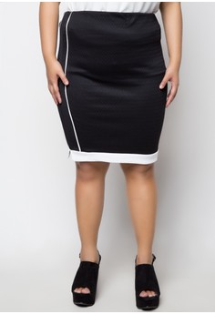 Helena Plus Size Skirt