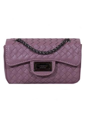 Adkidz pink Adkidz Crossbody Bag CADFBKC7F30996GS_1