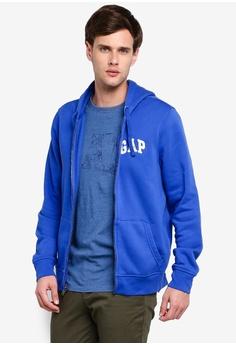 a3ba7818d0 GAP blue Original Arch Full-Zip Hoodie 1A5D9AA065C0B0GS_1