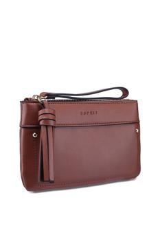 37ec2c2ab4814 ESPRIT Faux Leather Purse RM 99.90. Sizes One Size