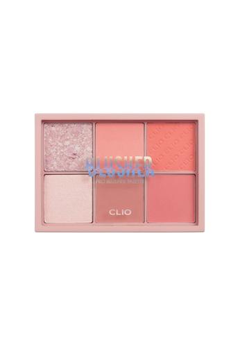 CLIO CLIO PRO BLUSHER PALETTE 02 BLOOM PASTEL 8D575BE71454F7GS_1