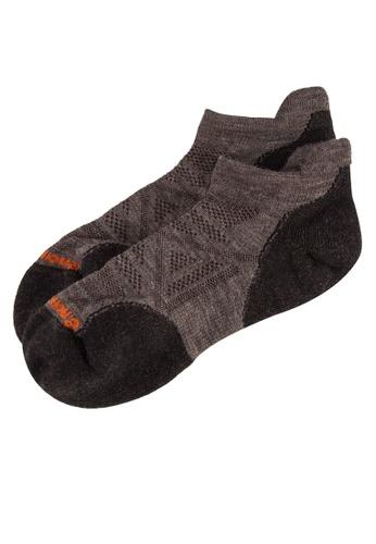Timberland brown PhD Outdoor Light Micro Socks TI063AA38FCJMY_1